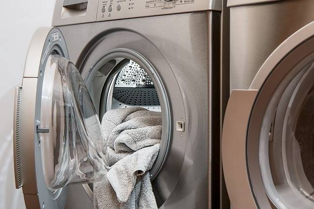 Washing Machine Laundry Tumble - Free photo on Pixabay (522978)