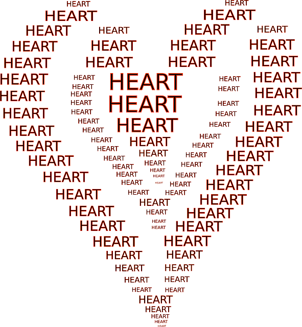 Heart Shapes Writings - Free vector graphic on Pixabay (523511)