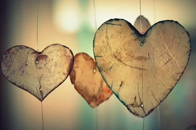 Heart Love Romance - Free photo on Pixabay (523741)