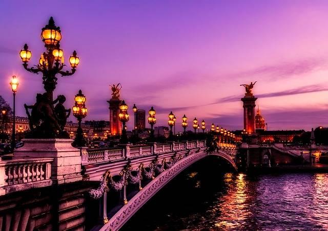 Paris France Bridge - Free photo on Pixabay (524715)