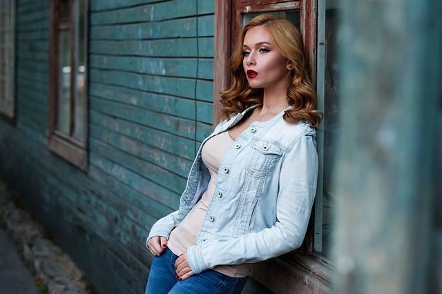 Girl Red Hair Makeup - Free photo on Pixabay (525198)