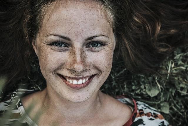 Beautiful Freckles Girl - Free photo on Pixabay (525596)