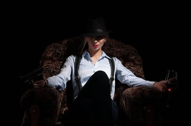 Woman Fashion Portrait Grown - Free photo on Pixabay (526804)