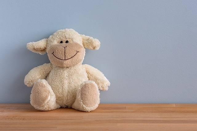 Happy Smiling Cuddly Toy - Free photo on Pixabay (527042)