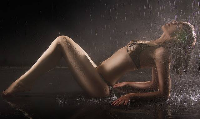 Girl Wet Sexy - Free photo on Pixabay (527915)