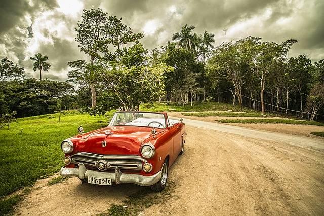Cuba Oldtimer Old Car - Free photo on Pixabay (528257)