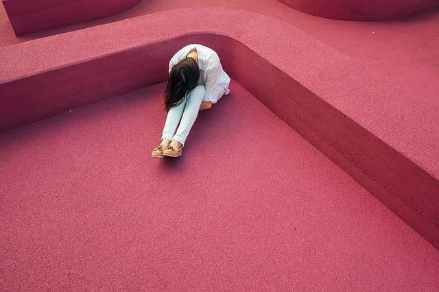 Girl Upset Sad - Free photo on Pixabay (528684)