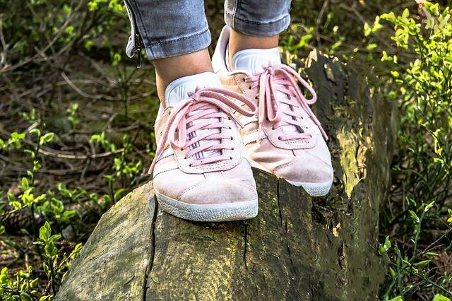 Shoes Girls Sneaker - Free photo on Pixabay (530408)