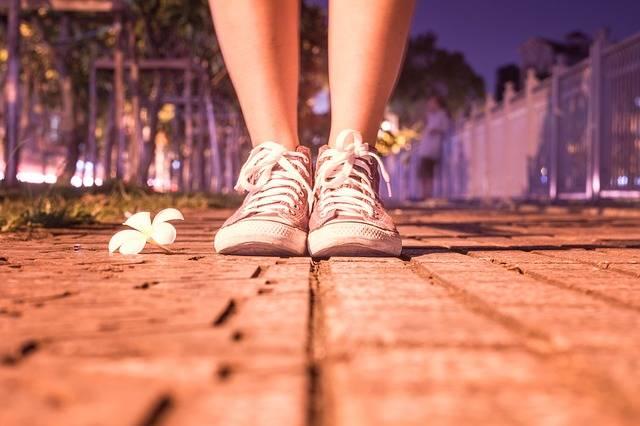 Alone Feet Shoes - Free photo on Pixabay (530420)
