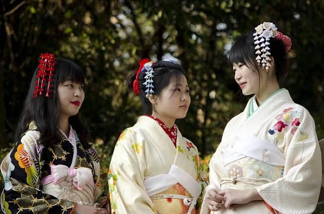 Kimono One Crafted K - Free photo on Pixabay (530700)