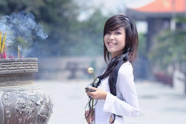 Girl Asian Fashion - Free photo on Pixabay (530760)