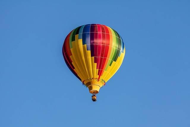 Hot Air Balloon Aircraft - Free photo on Pixabay (531128)