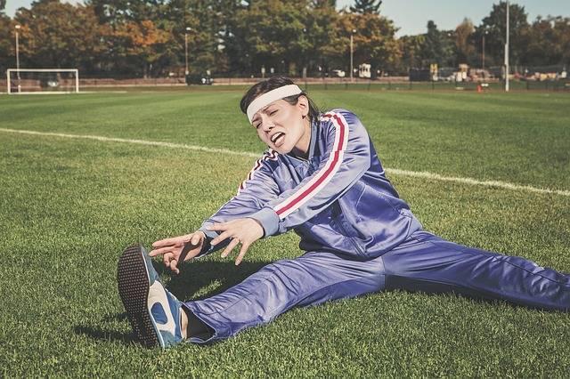 Stretching Sports Woman - Free photo on Pixabay (531168)