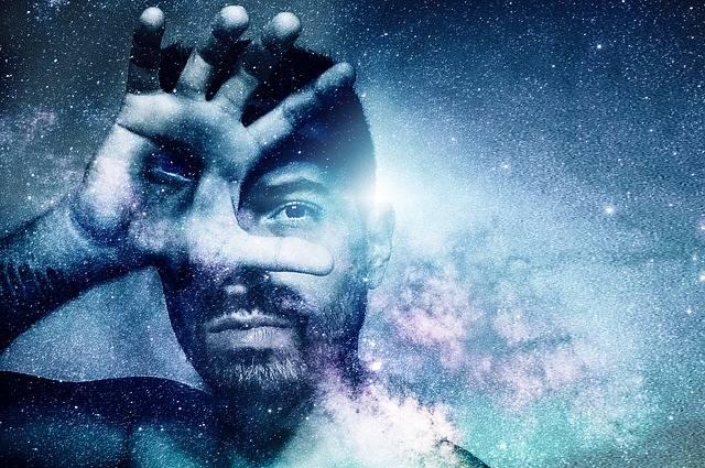 Universe Magic Man - Free photo on Pixabay (531286)