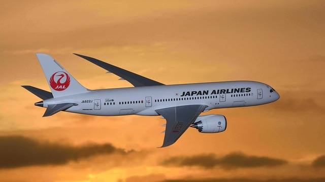 Japan Airlines Model Planes - Free photo on Pixabay (531825)