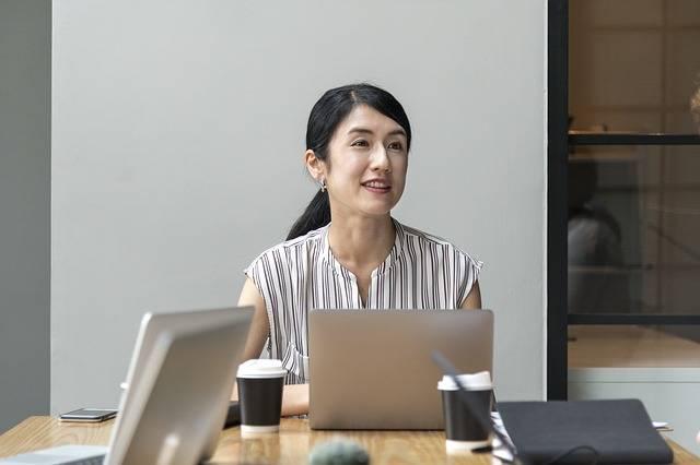 Asian Business Businesswoman - Free photo on Pixabay (532147)
