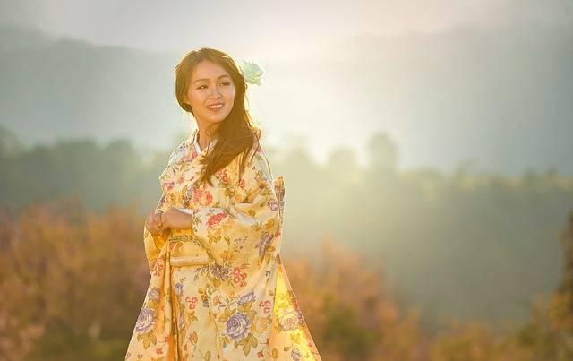 Beauty Asia Seductive - Free photo on Pixabay (532164)