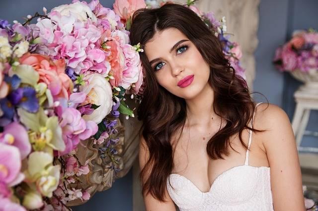 Girl Fashion Makeup - Free photo on Pixabay (532456)