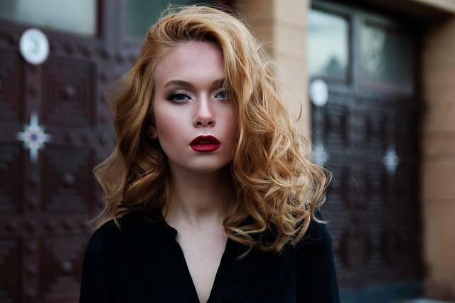 Girl Red Hair Makeup - Free photo on Pixabay (532461)