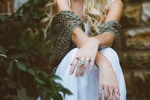 Woman Girl Blonde - Free photo on Pixabay (532462)
