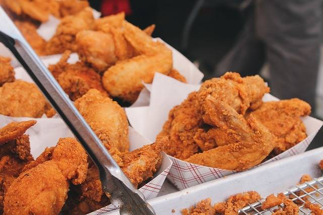 Fried Chicken Fast Food - Free photo on Pixabay (532477)