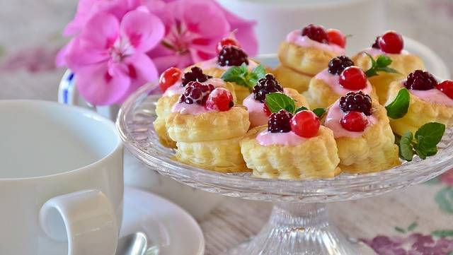 Cake Puff Pastry Baked Goods - Free photo on Pixabay (533662)