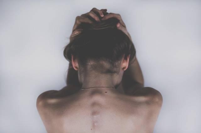 Woman Sad Depression - Free photo on Pixabay (534400)