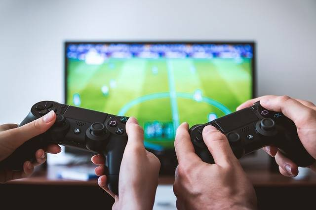 Gaming Tv Players - Free photo on Pixabay (534916)