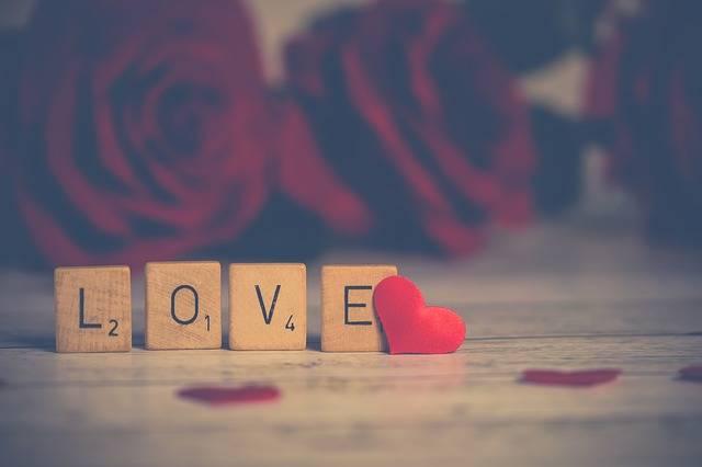 Love Valentine Heart In - Free photo on Pixabay (534925)