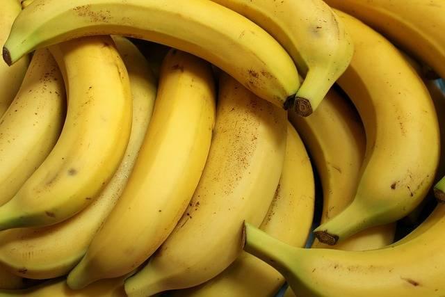 Bananas Fruit Food - Free photo on Pixabay (534927)