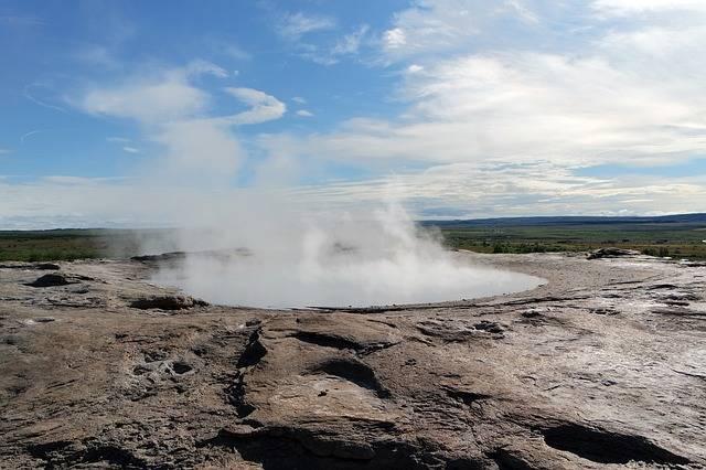 Iceland Geyser Geysir - Free photo on Pixabay (535113)