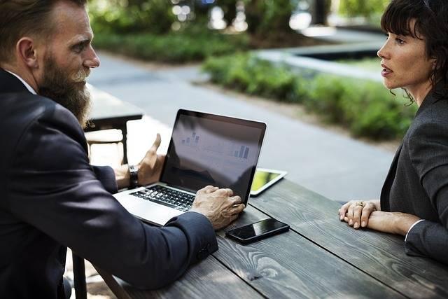 Beard Brainstorming Business - Free photo on Pixabay (535631)