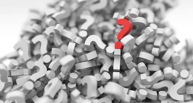Question Mark Pile - Free image on Pixabay (536164)