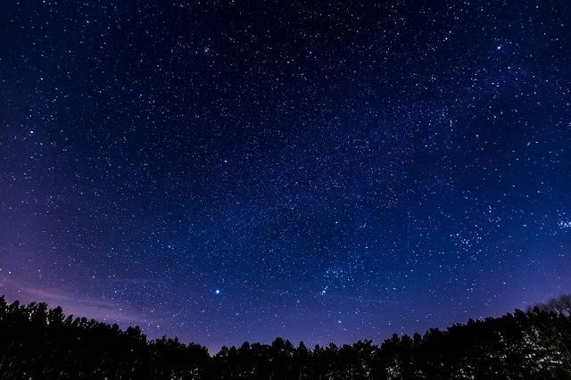 Stars Constellation Sky Night - Free photo on Pixabay (536269)