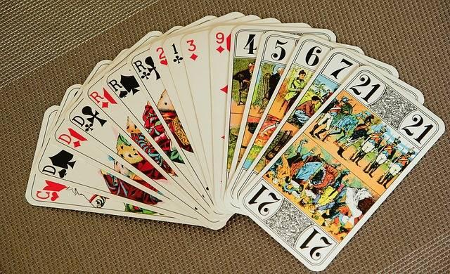 Playing Cards Tarot Game - Free photo on Pixabay (536282)