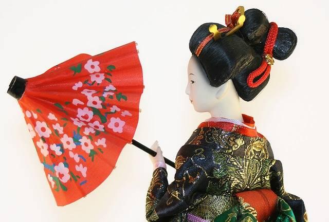 Geisha Woman Japanese - Free photo on Pixabay (536466)