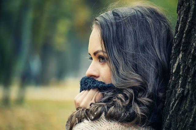 Girl Looking Away Portrait - Free photo on Pixabay (536683)