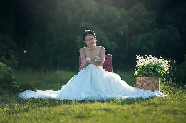 Bride Fashion Wedding - Free photo on Pixabay (537069)