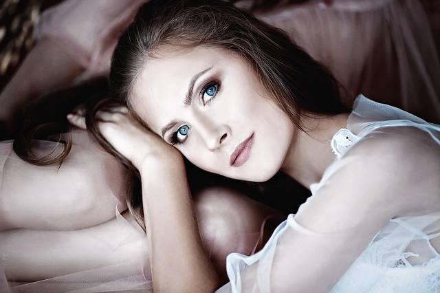 Girl Portrait Hair - Free photo on Pixabay (537154)