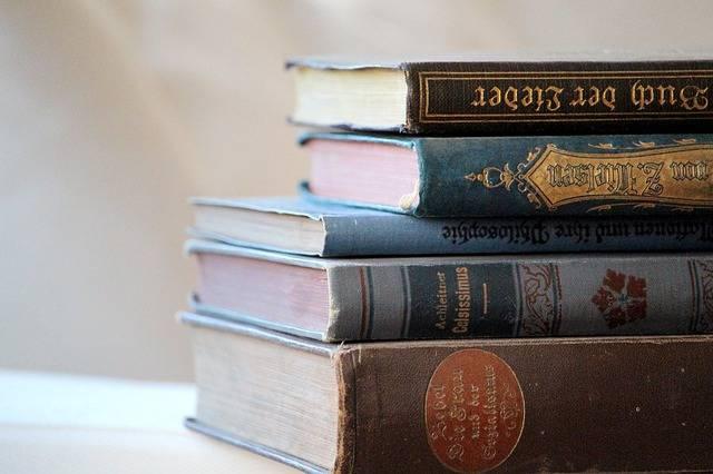 Books Read Education - Free photo on Pixabay (537419)