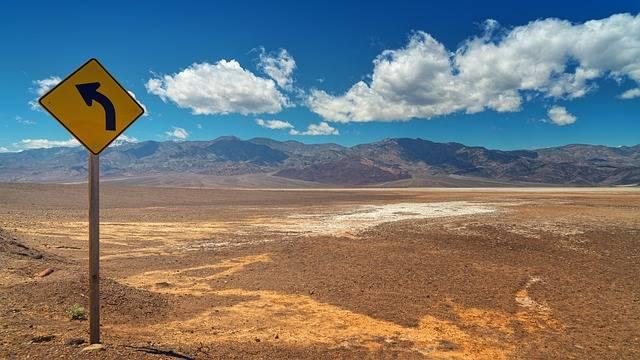 Directory Desert Direction - Free photo on Pixabay (537946)