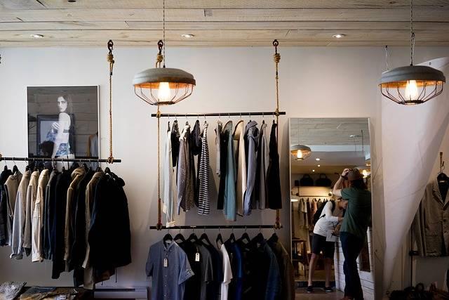 Clothing Store Shop Boutique Men'S - Free photo on Pixabay (538729)