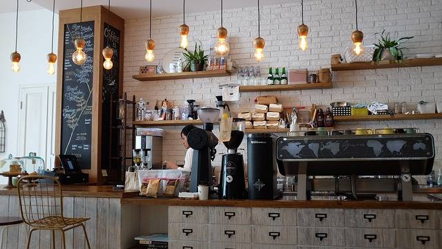 Coffee Shop Barista Cafe - Free photo on Pixabay (538807)