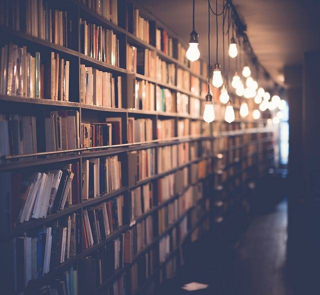 Books Library Room - Free photo on Pixabay (538890)