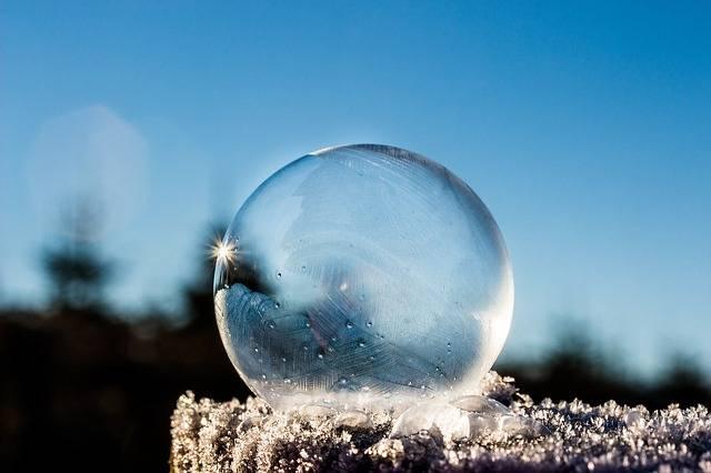 Frozen Bubble Soap - Free photo on Pixabay (538925)