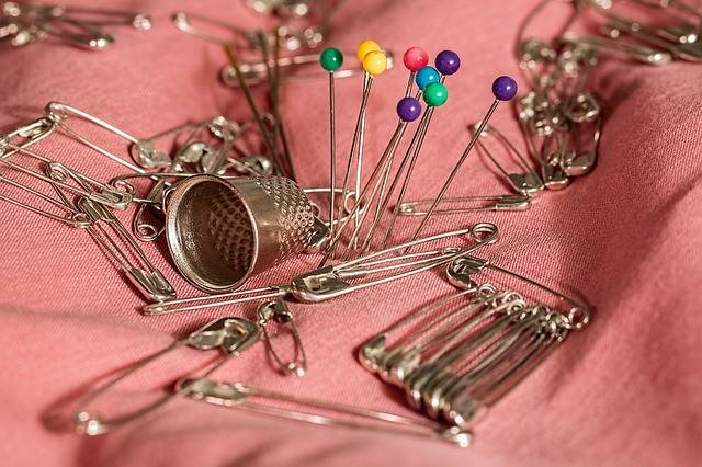 Sewing Thimble Pins Safety - Free photo on Pixabay (538946)