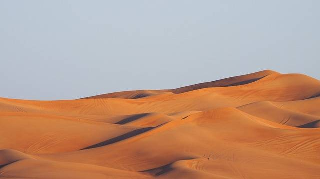Desert Sand Dune - Free photo on Pixabay (538957)