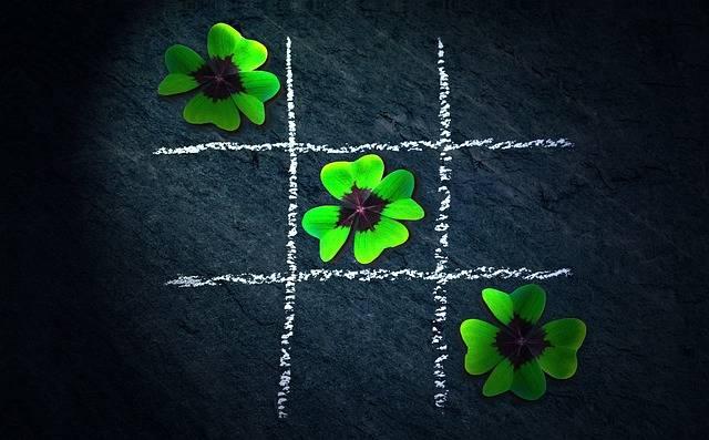 Klee Four Leaf Clover Lucky - Free photo on Pixabay (539020)