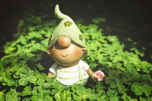 Klee Green Four Leaf Clover - Free photo on Pixabay (539036)
