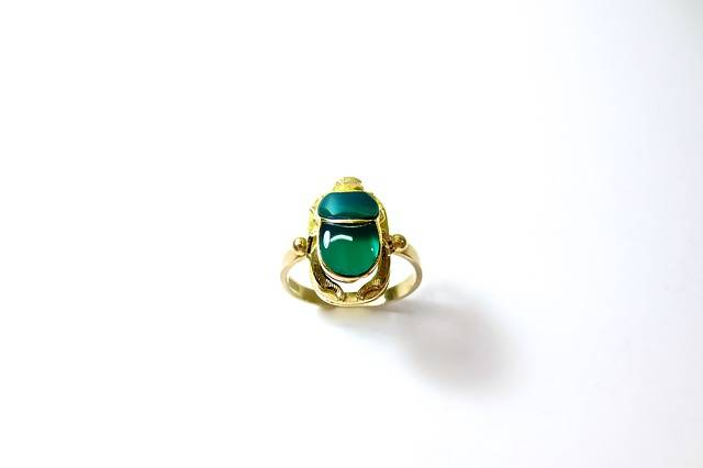 Scarab Green Gold - Free photo on Pixabay (539054)